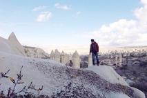 Cappadocia Scenery