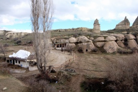 Little house in Cappadocia