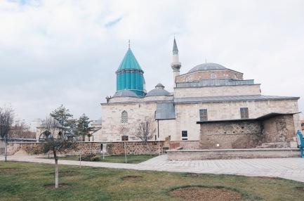 Kompleks Makam Jalaluddin Rumi