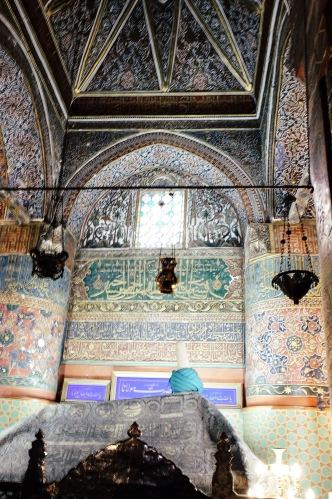 Tomb of Jalaluddin Rumi