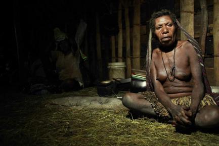 Wanita suku Dani